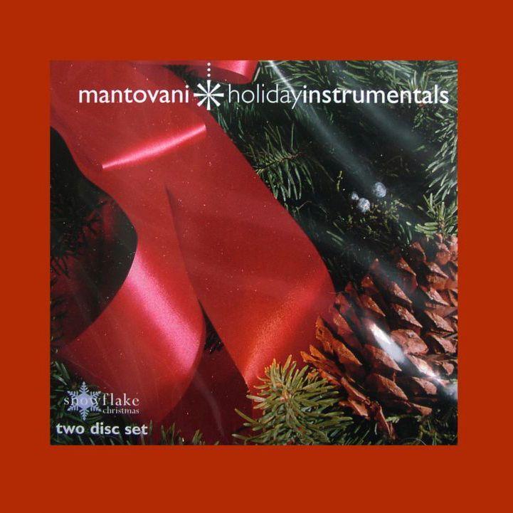 画像1: クリスマス CD ホリデイ インストルメンタル(2枚組)/Mantovani Christmas CD