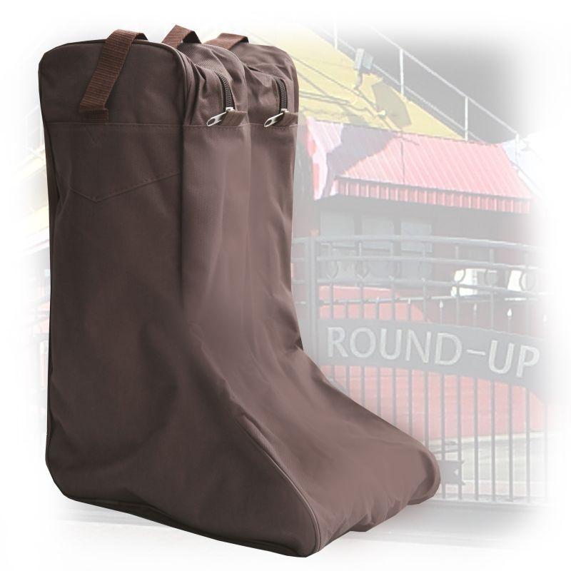 画像1: ブーツ バッグ(ブラウン)/Boot Bag(Brown) (1)