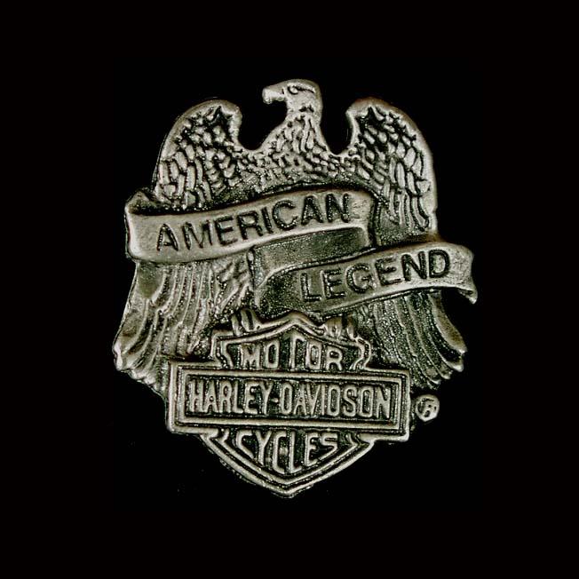 画像1: ハーレーダビッドソン ピンズ/Harley Davidson Pins(American Legend)