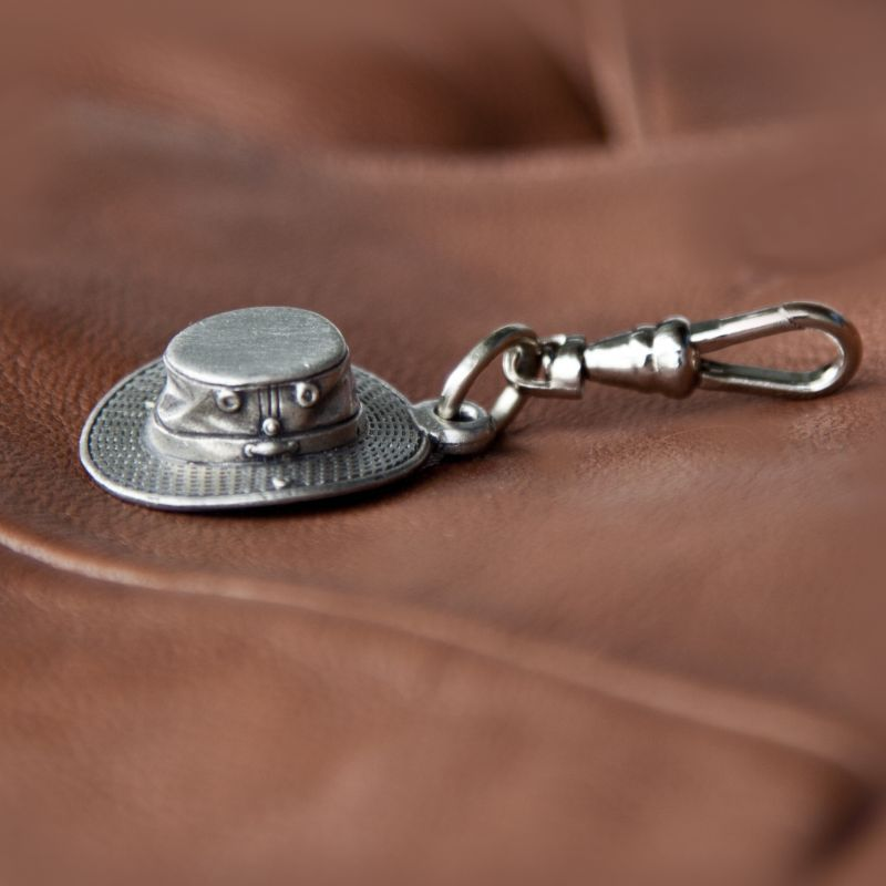 画像1: ブッシュ ハット ジッパープル/Zipper Pull (1)