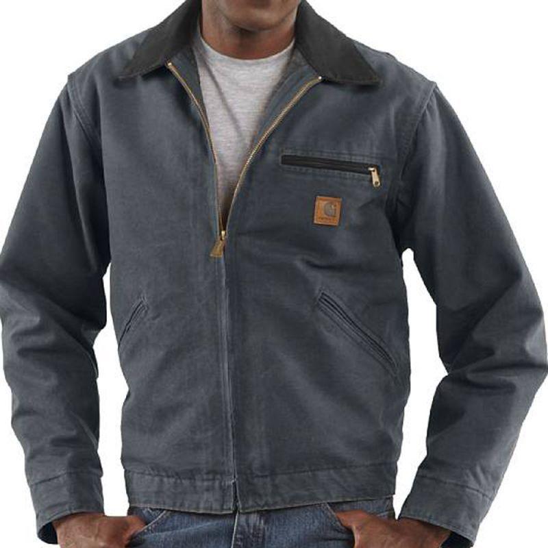 画像1: カーハートデトロイトジャケット(ペトロー)XL/Carhartt Detroit Jacket (1)