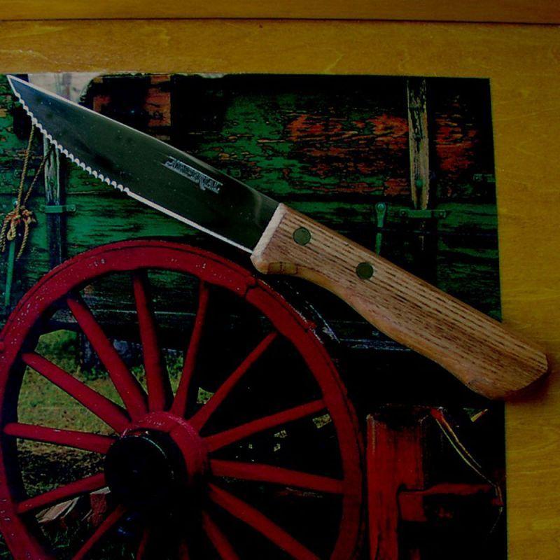 画像1: ステーキハウススタイルナイフ/Steak Knife (1)