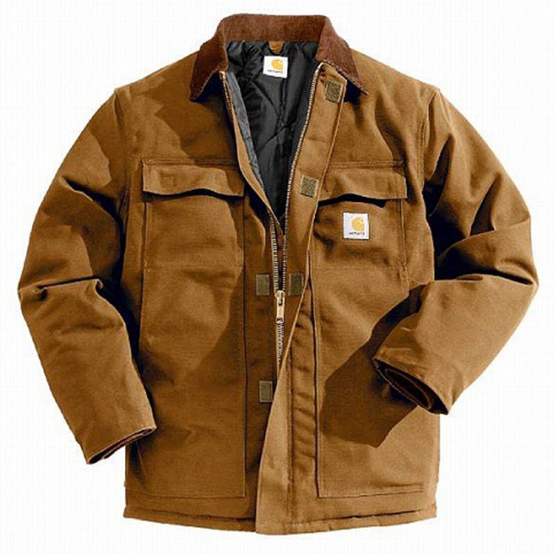 画像1: カーハート トラディショナルコート カーハートブラウン/Carhartt  Coat