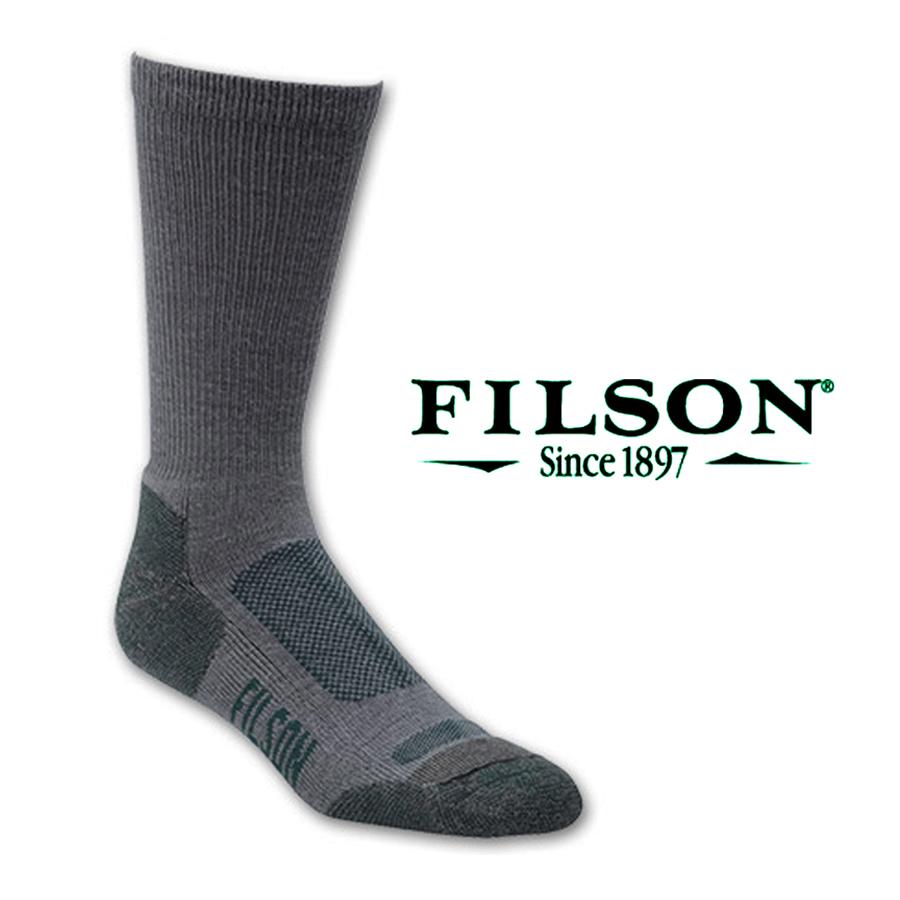 画像1: フィルソン メリノ ウール ソックス(ライトウエイト)/Filson Merino Wool Socks (1)