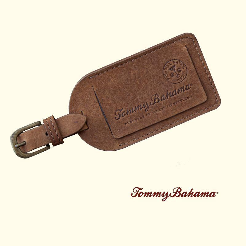 画像1: トミーバハマ ラゲージタグ/Tommy Bahama Luggage Tag (1)