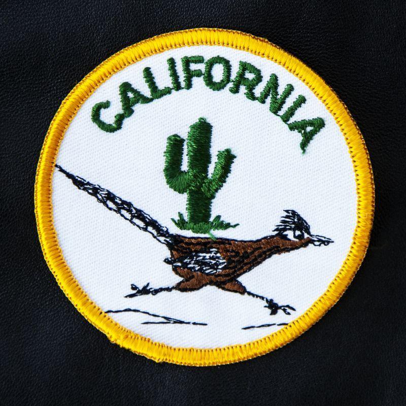 画像1: ワッペン カリフォルニア カクタス&ロードランナー/Patch (1)