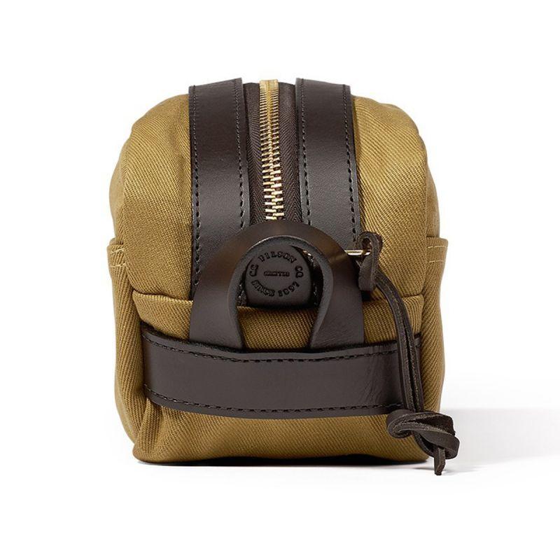 画像4: フィルソン トラベルキット(タン)/Filson Travel Kit(Tan)