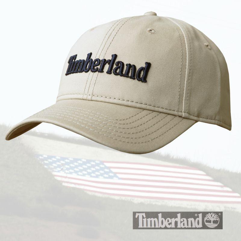 画像1: ティンバーランド キャップ(タン)/Timberland Cap (1)