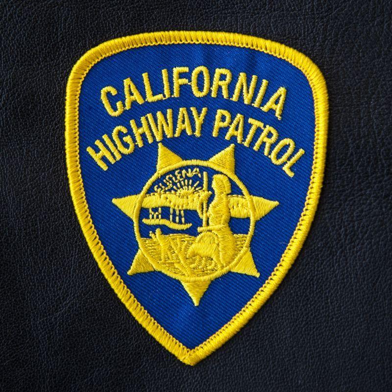 画像1: ワッペン カリフォルニア ハイウエイ パトロール/Patch
