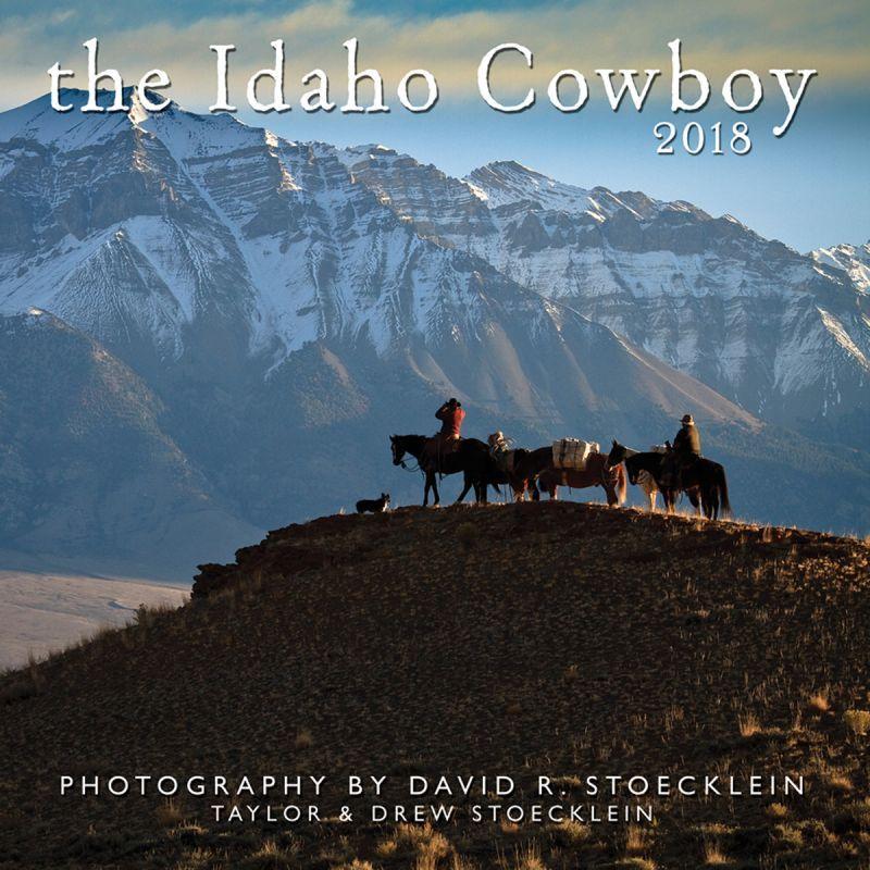 画像1: ウエスタン&ホース カレンダー アイダホ カウボーイ/2018 Idaho Cowboy Calendar