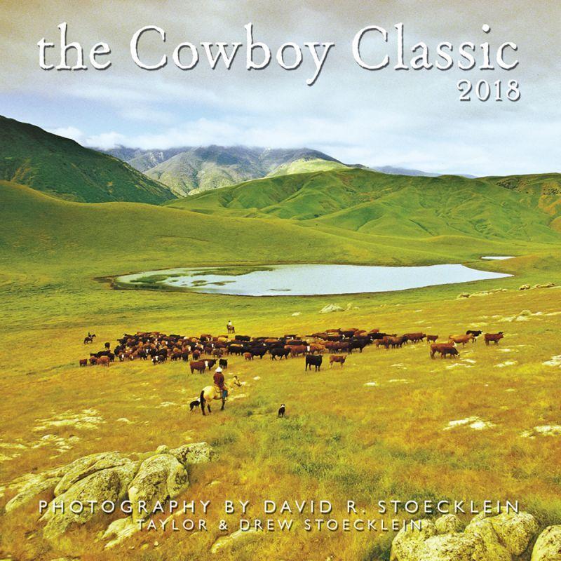 画像1: ウエスタン&ホース カレンダー カウボーイクラシック/2018 Cowboy Classic Calendar