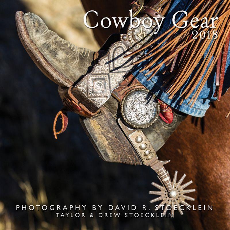 画像1: ウエスタン&ホース カレンダー カウボーイギア/2018 Cowboy Gear Calendar