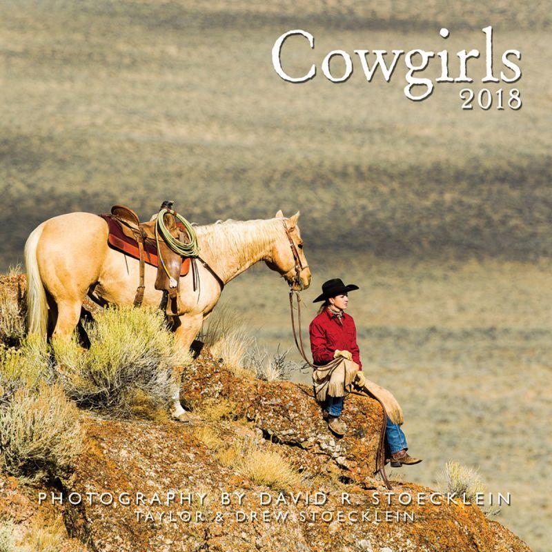画像1: ウエスタン&ホース カレンダー カウガール/2018 Cowgirls Calendar