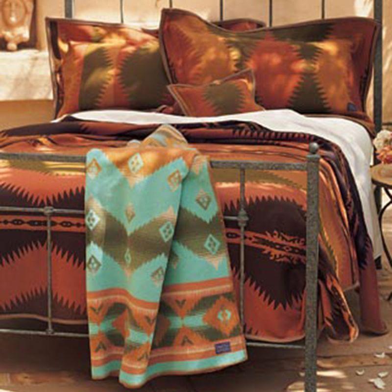 画像2: ペンドルトン ヘリテッジ コレクション ブランケット サグアロ/Pendleton The Heritage Collection Blankets Saguaro