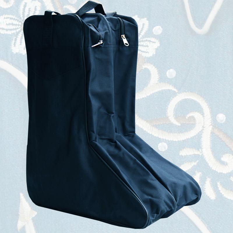 画像1: ブーツ バッグ(ネイビー)/Boot Bag(Navy)