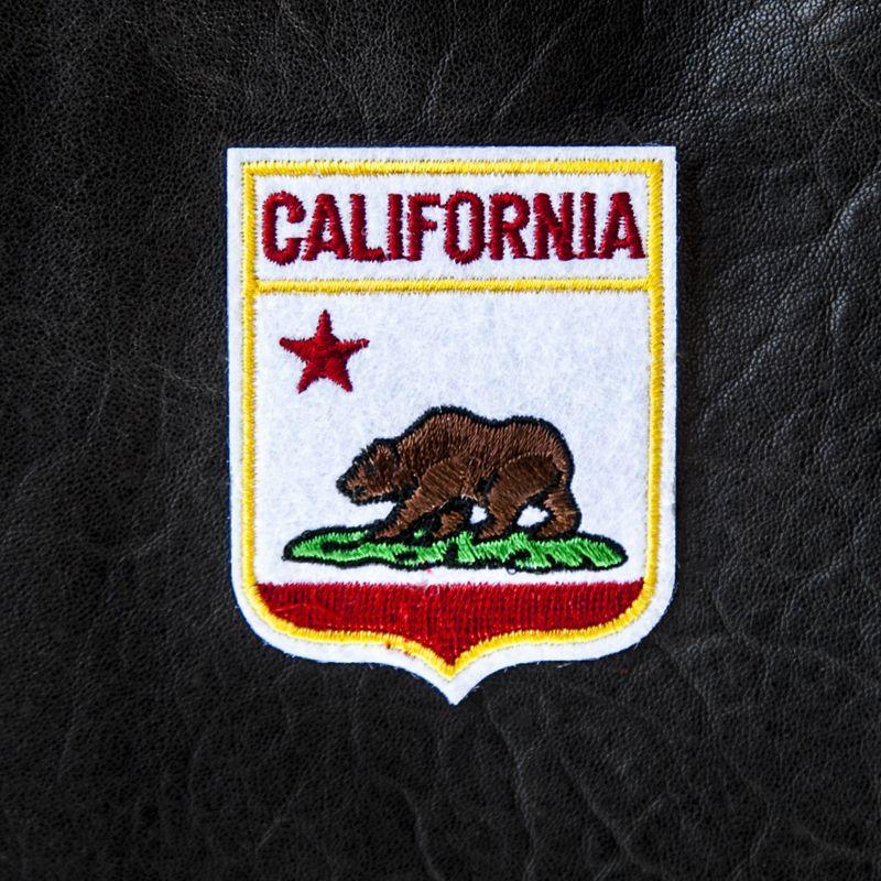 画像1: ワッペン カリフォルニア グリズリー スモール/Patch California Grizzly