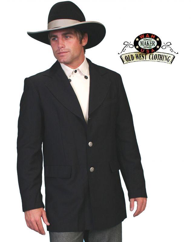 画像4: ワーメーカー フロック タウン コート(ブラック)34/Wah Maker Frock Town Coat(Black)