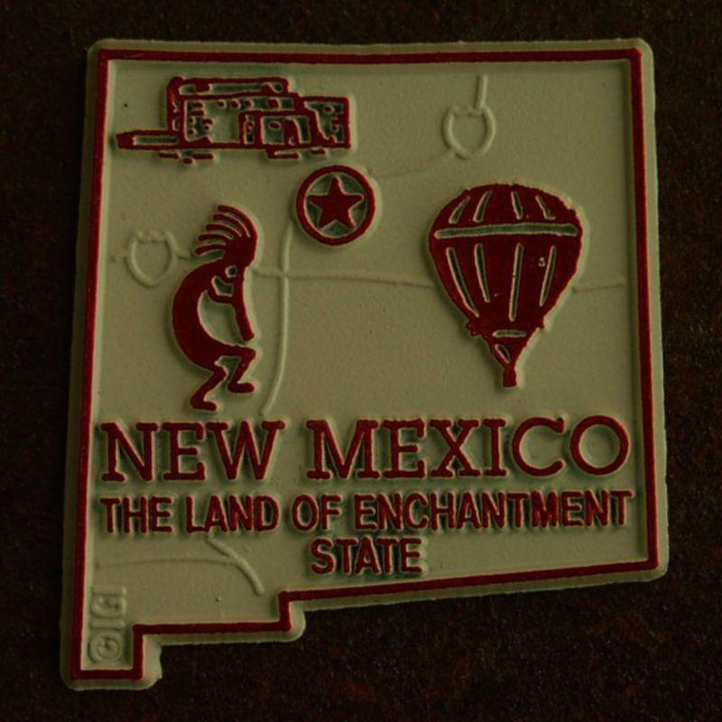 画像1: マグネット ニューメキシコ New Mexico