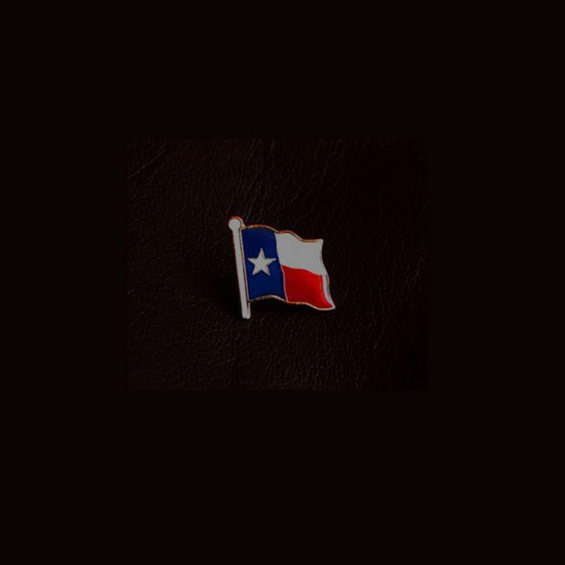 画像1: ピンバッジ テキサス フラッグ/Pin