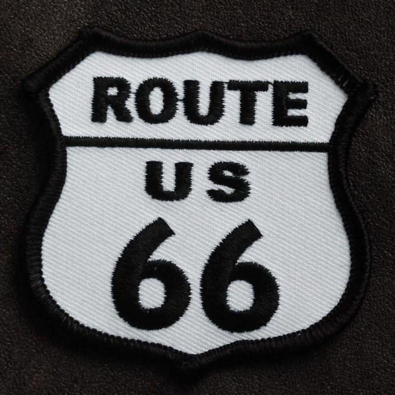 画像1: ルート66 US66 ワッペン/Route 66 Patch