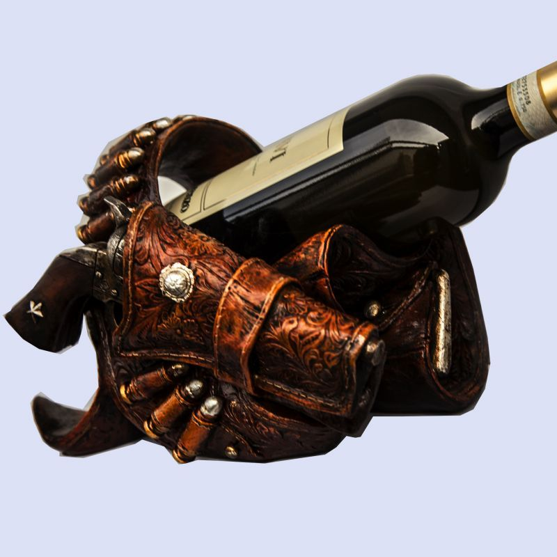 画像3: ピストル・ホルスター ワイン ホルダー/Wine Holder