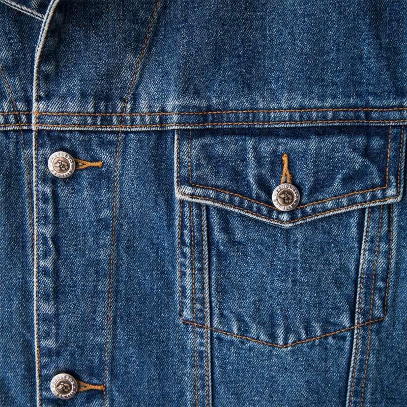 画像2: ペンドルトン サウスウエスト デニム ジャケット/Pendleton Wool Denim Jacket