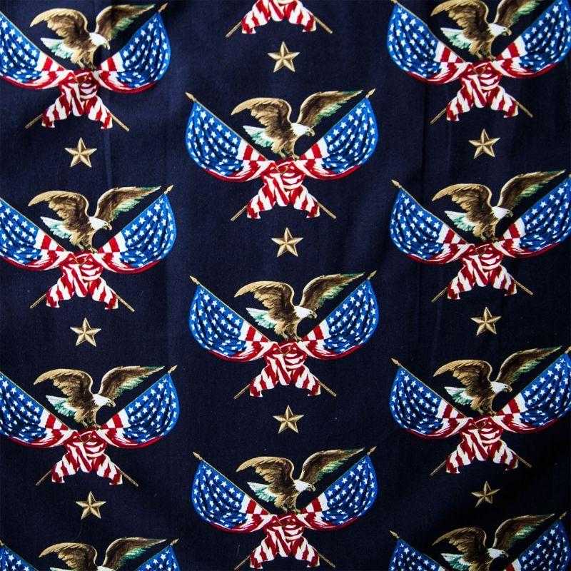 画像2: カリフォルニア トロピック USA キャンプシャツ(アメリカンイーグル)/California Tropic Camp Shirt