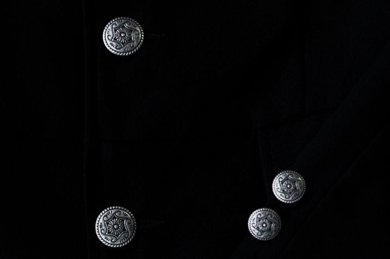 画像5: ワーメーカー フロック タウン コート(ブラック)34/Wah Maker Frock Town Coat(Black)