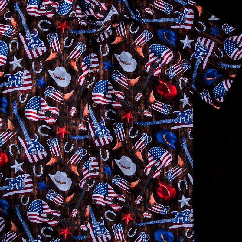 画像2: カントリー&ウエスタン 半袖シャツ/Short Sleeve Shirt