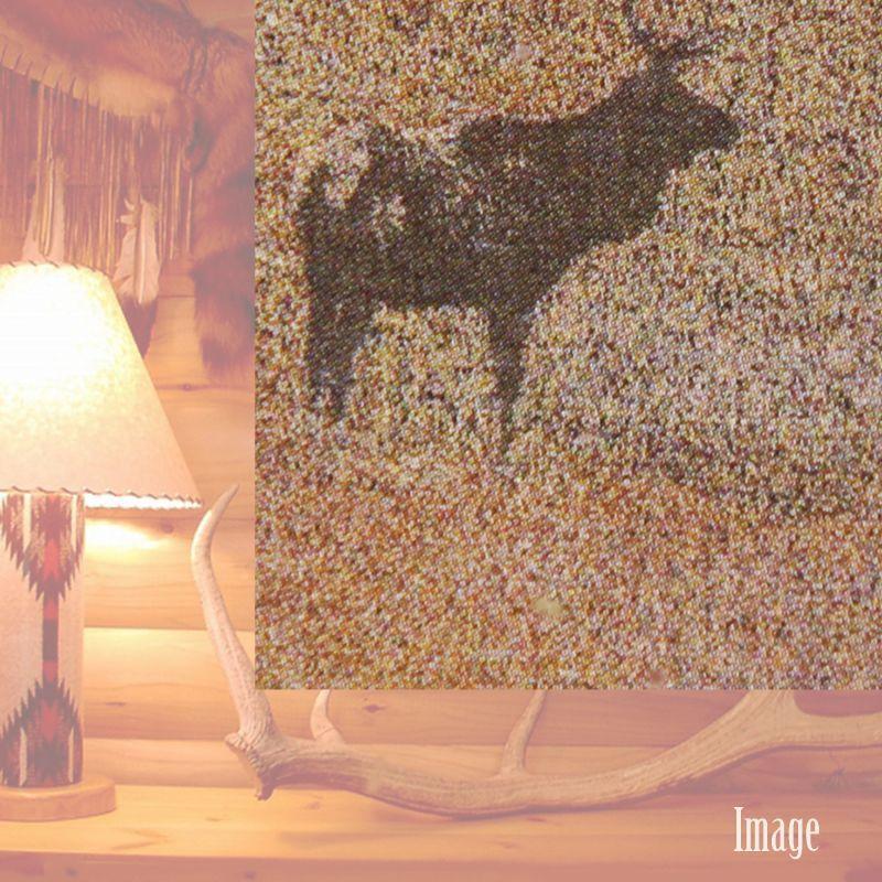 画像2: ペンドルトン キーピングウォッチ(エルク)ブランケット/Pendleton Keeping Watch Blanket(Elk)