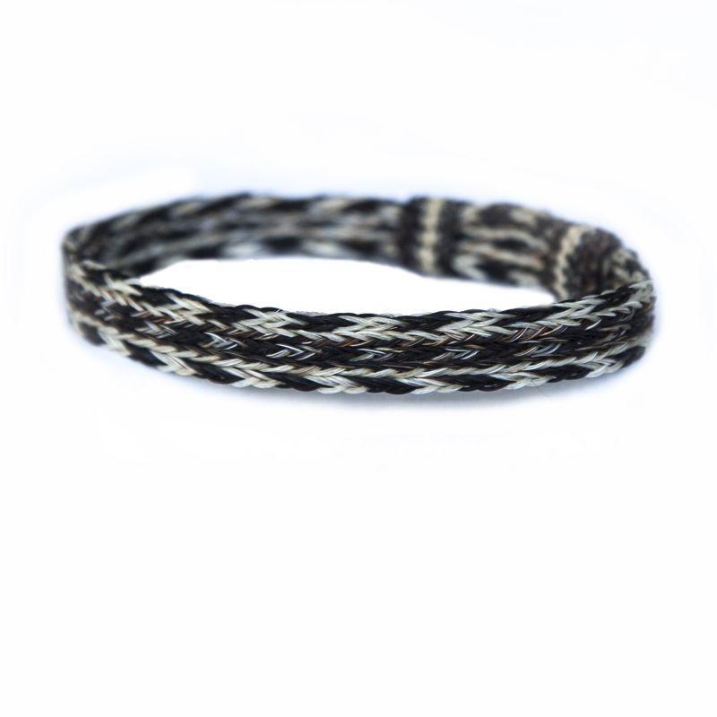画像1: ホースヘアー ブレスレット(ブラック・ブラウン・ナチュラル)/Horse Hair Bracelet