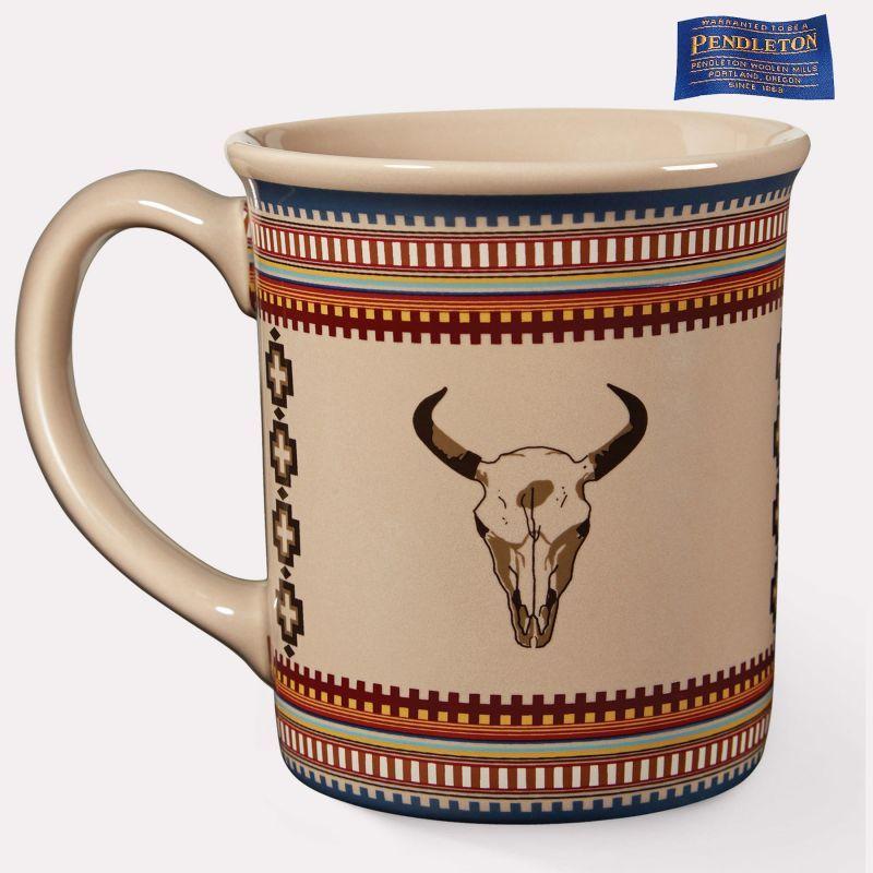 画像1: ペンドルトン コーヒーマグカップ(アメリカンウエスト)/Pendleton Coffee Mug(American West)