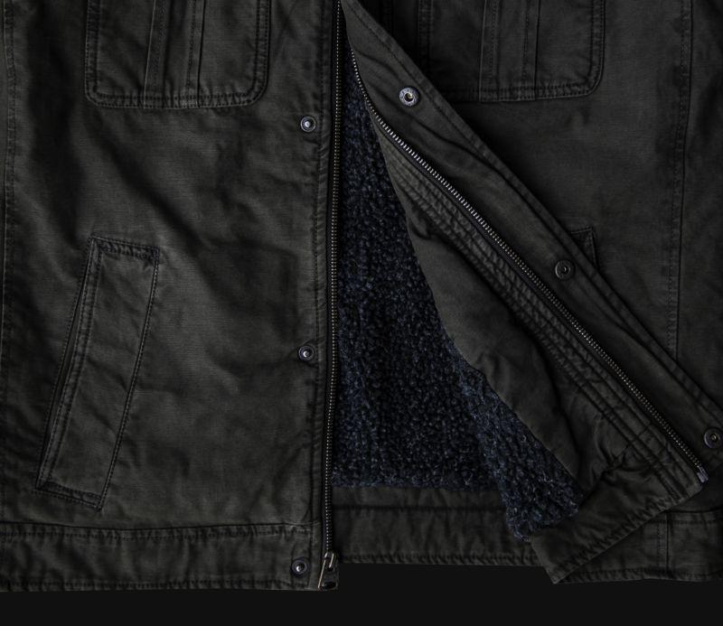 画像4: リーバイス トラッカー ジャケット(オリーブ)/Levi's Jacket(Olive)