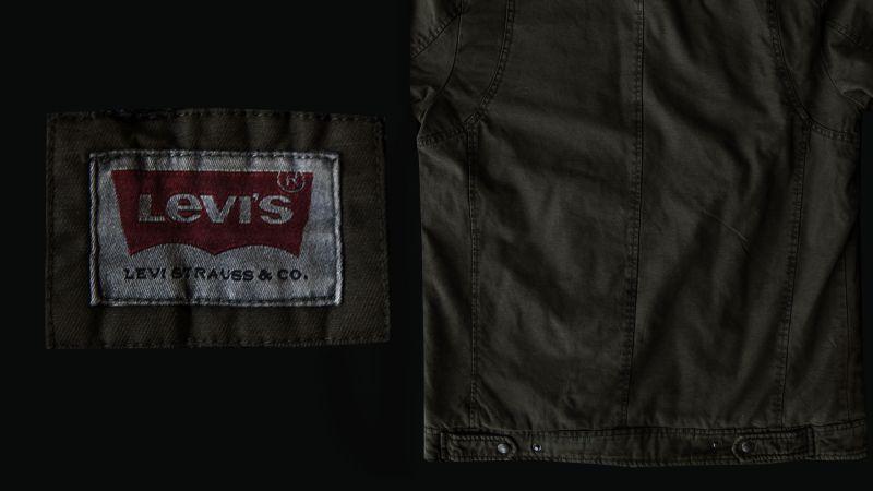 画像5: リーバイス トラッカー ジャケット(オリーブ)/Levi's Jacket(Olive)