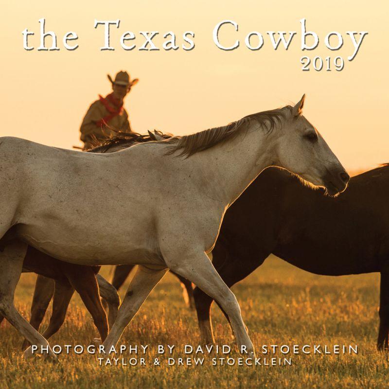 画像1: ウエスタン&ホース カレンダー テキサス カウボーイ/2019 Texas Cowboy Calendar