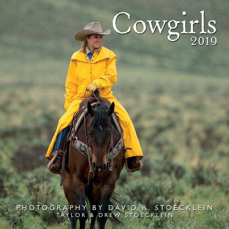 画像1: ウエスタン&ホース カレンダー カウガール/2019 Cowgirls Calendar