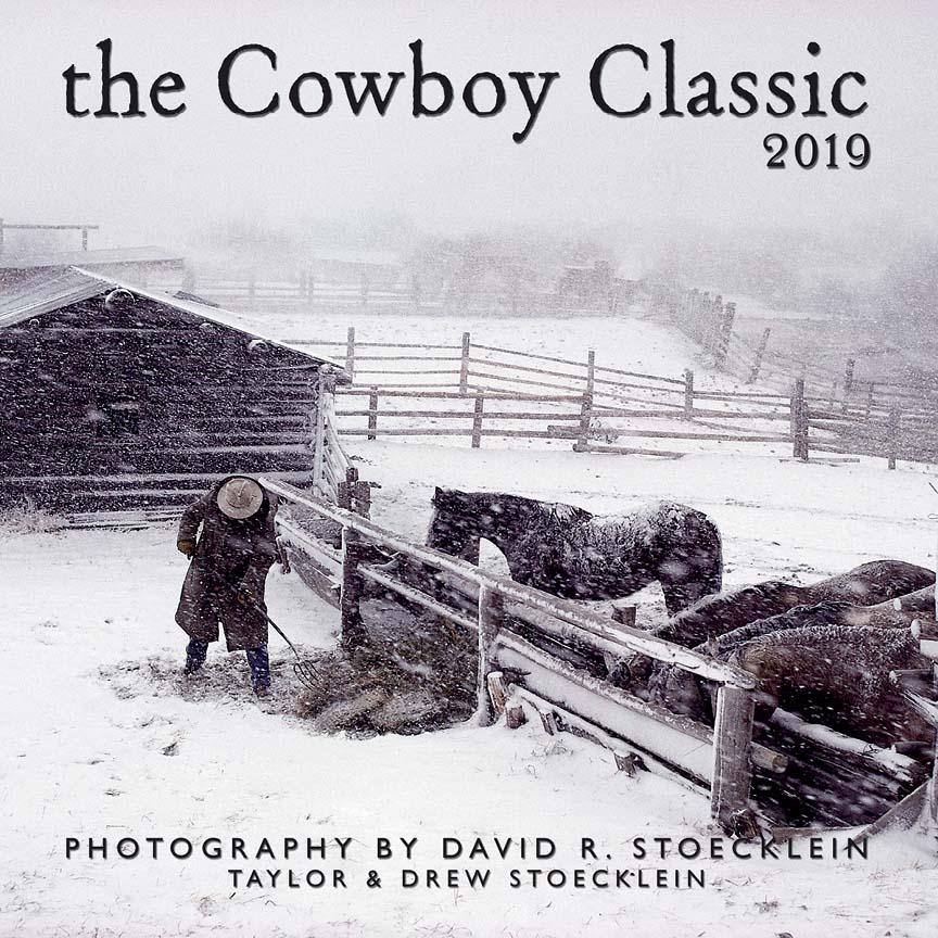画像1: ウエスタン&ホース カレンダー カウボーイクラシック/2019 Cowboy Classic Calendar
