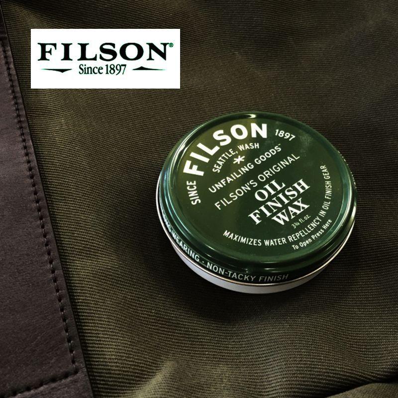 画像2: フィルソン オイルフィニッシュワックス/Filson One Can of Oil Finish Wax(3¾ fl. oz.)