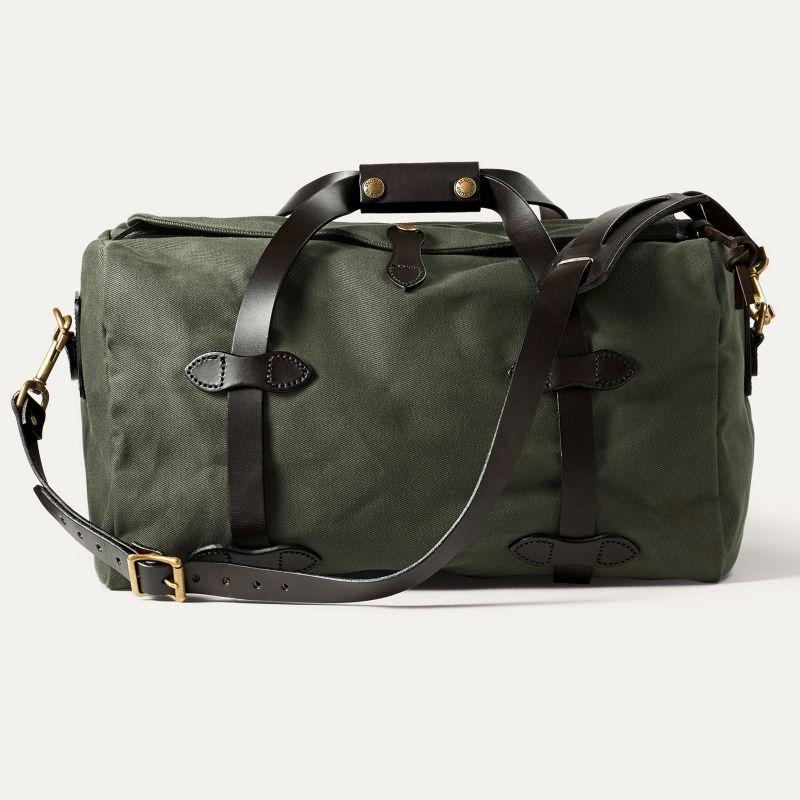 画像3: フィルソン スモールダッフル(タン)/Filson Small Duffle Bag(Tan)