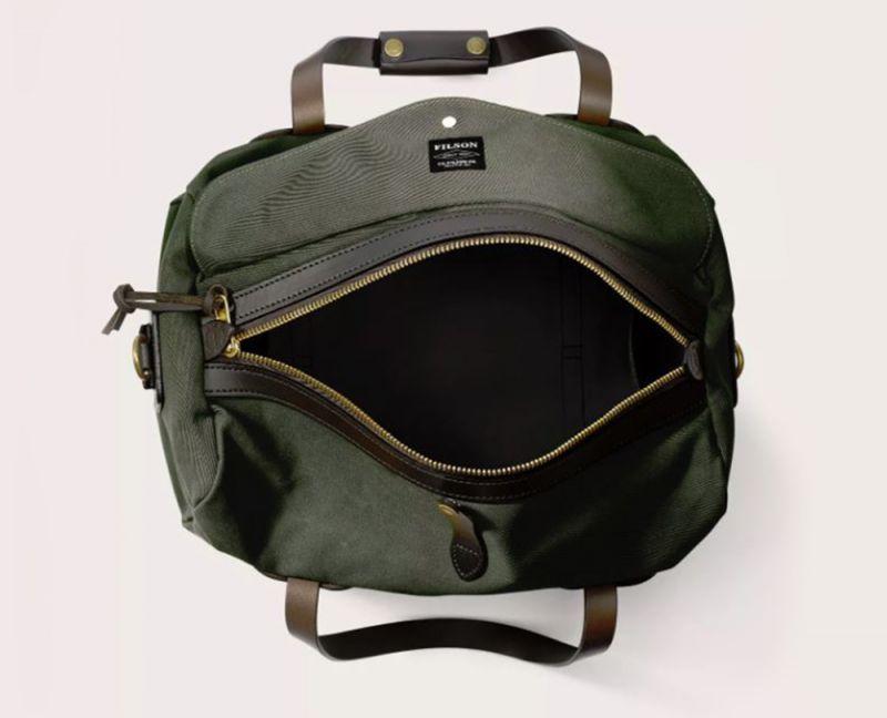 画像5: フィルソン スモールダッフル(タン)/Filson Small Duffle Bag(Tan)