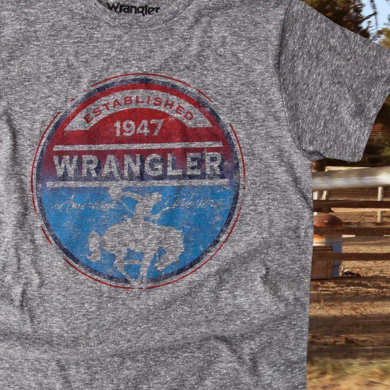 画像2: ラングラー ウエスタン Tシャツ ロデオ(半袖)/Wrangler T-shirt