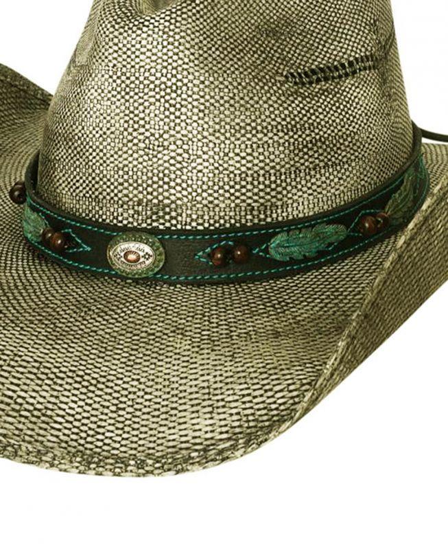 画像2: ブルハイド ウエスタン ストローハット(ランページ)/BULLHIDE Western Straw Hat Rampage