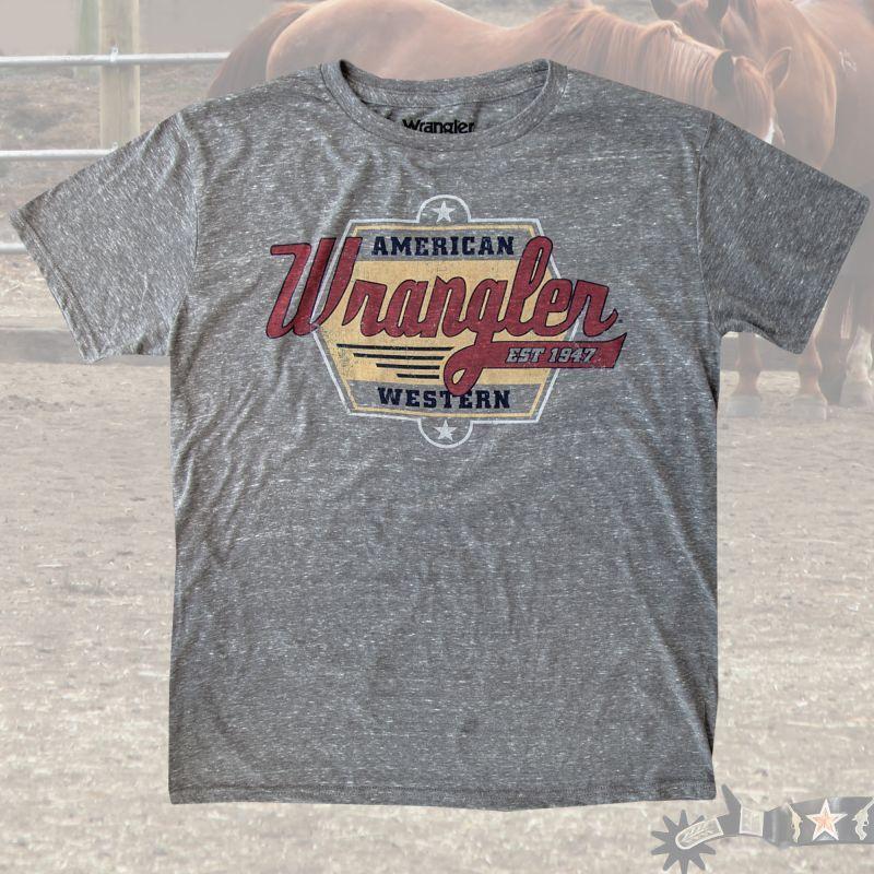 画像2: ラングラー ウエスタン Tシャツ アメリカンウエスタン(半袖)/Wrangler T-shirt