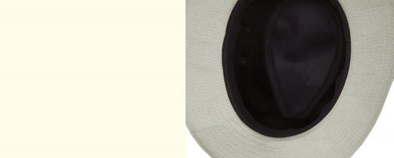 画像2: クラッシャブル&パッカブル サファリ ハット( カーキ)/Safari Hat