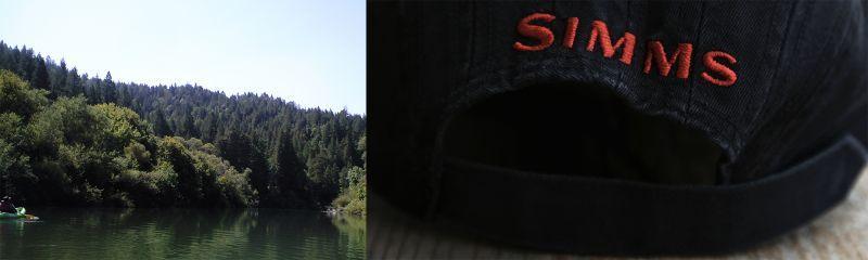 画像2: シムス キャップ /Simms Cap(Black)