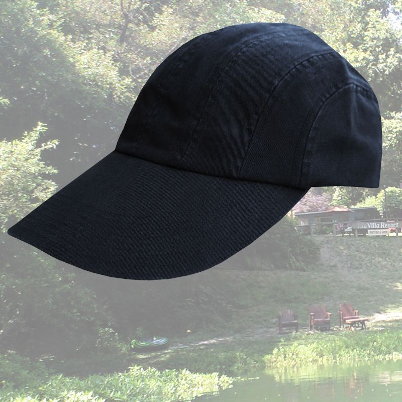 画像1: シムス キャップ /Simms Cap(Black)