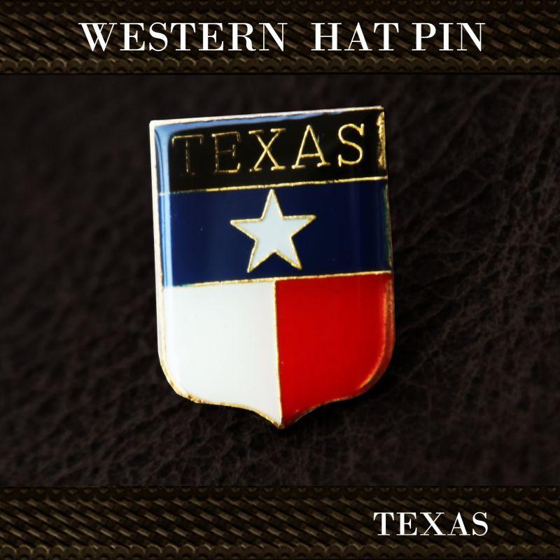 画像1: テキサス ハットピン/Pins