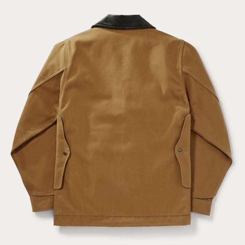 画像4: フィルソン キャンバス クルーザー ジャケット(ウォームタン)/Filson Canvas Cruiser Jacket(Warm Tan)