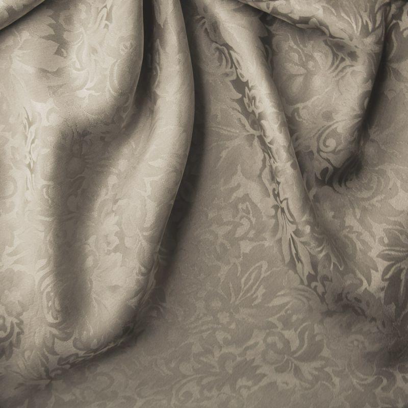 画像1: ワイルドラグ(カウボーイ大判スカーフ)シルバー/100% Silk Wild Rags (1)