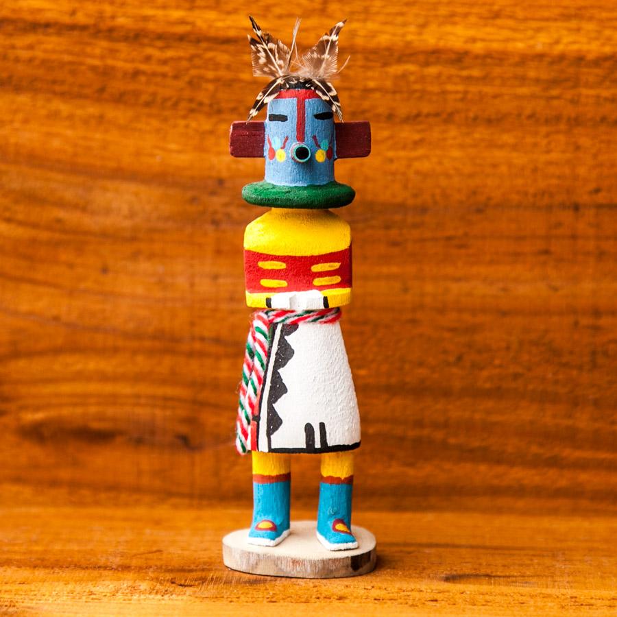 画像1: カチナドール/Kachina Doll (1)